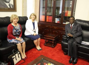 Britain raises thumps up to Zim's reform efforts