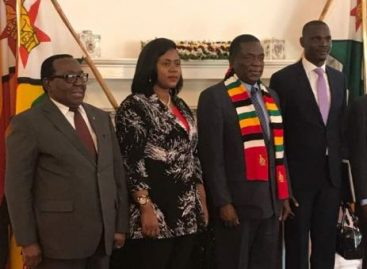 Ugandan Ambassador presents credentials