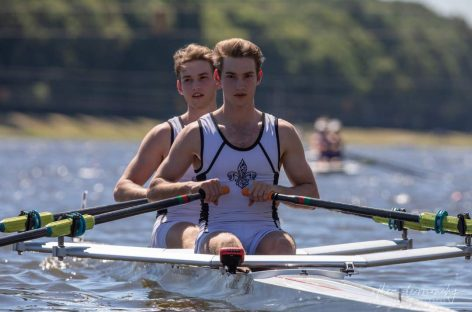 Plunket brothers shine in Amsterdam