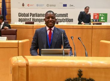 Zim participates at Global Parliamentary Summit against hunger and malnutrition