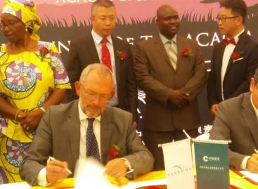 Savanna Tobacco and CTSIC sign cooperation agreement