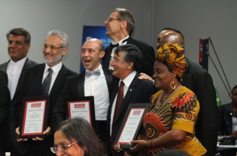 Diplomat of the Year Awards set for 22 March 2019
