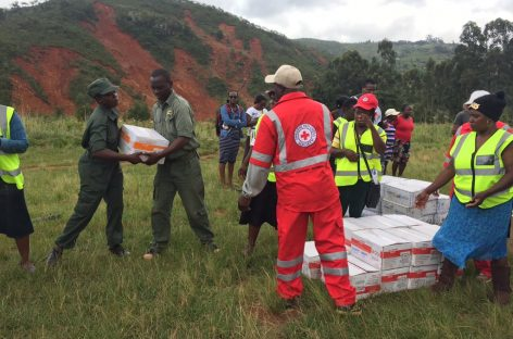 US$ 60M urgently required for relief response to Cyclone Idai