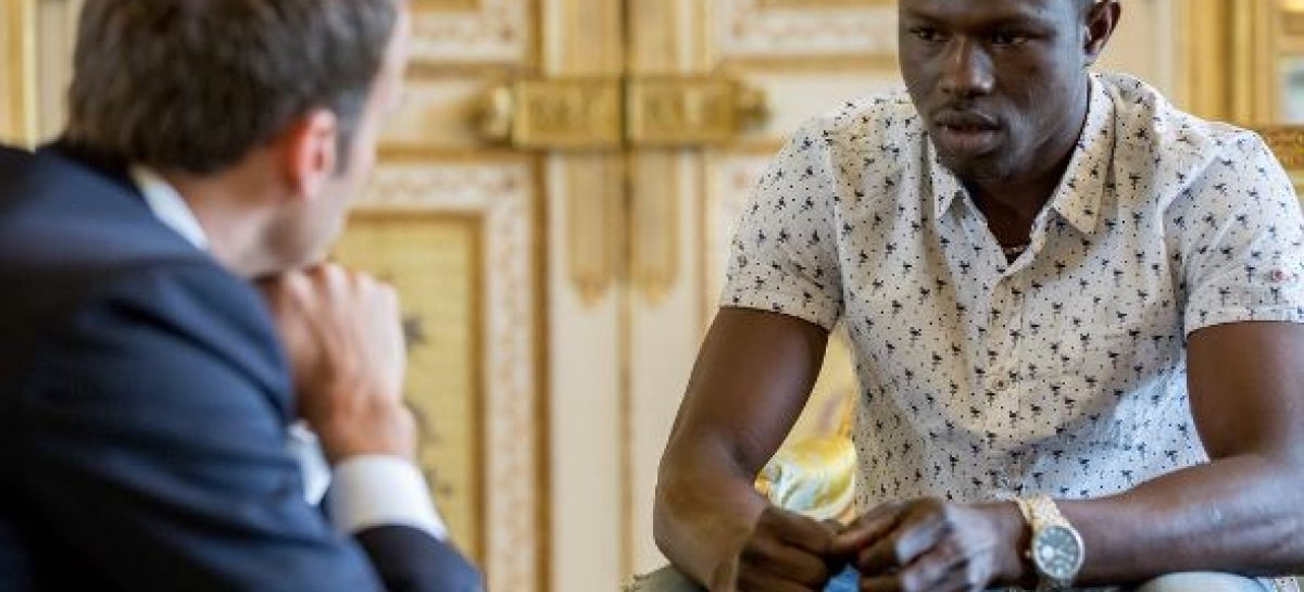 'Spiderman' gets French citizenship