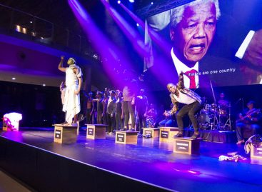 Madiba Magic lights up Indaba