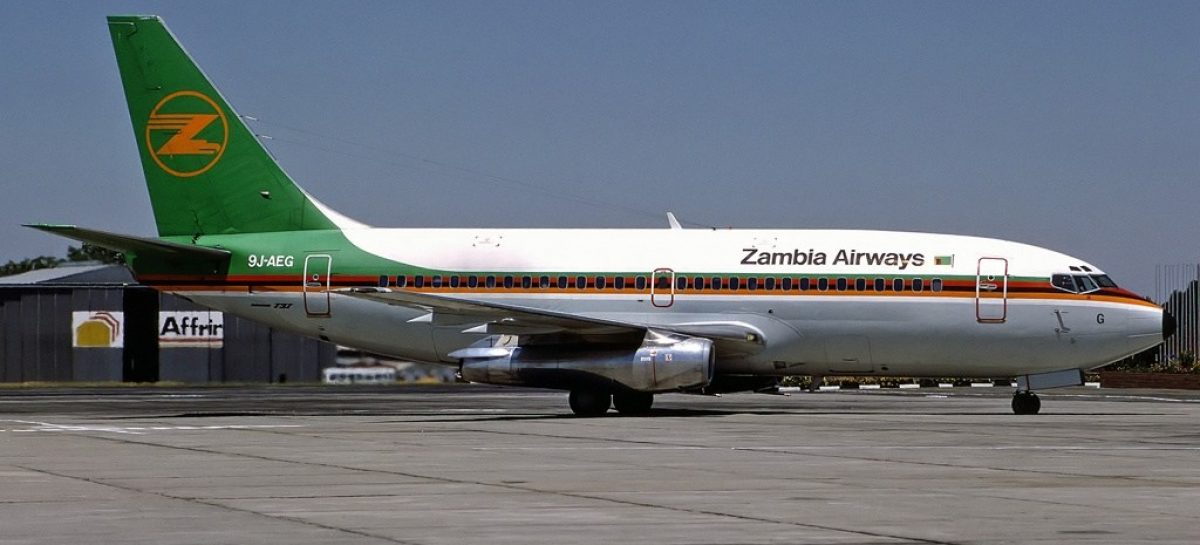 Expanding air services in Zambia to drive economic growth