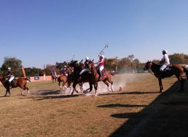 Zim ladies Polocrosse team shines against the Barbarians