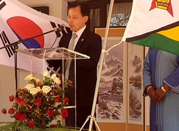 Korea pledges to support Zim's development agenda