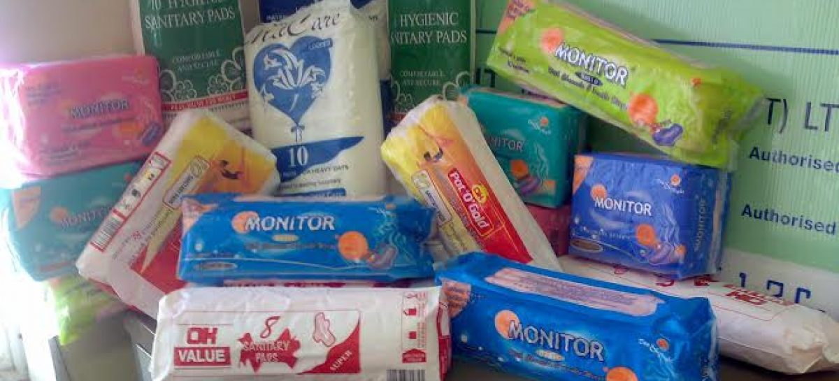 Suspension of tax on sanitary wear welcome