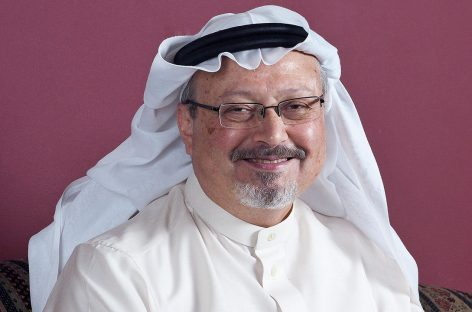 THE UNTOLD MURDER OF JAMAL KHASHOGGI