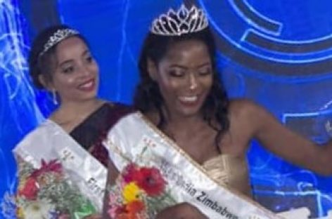 Mangondo crowned Inaugural Miss India-Zimbabwe