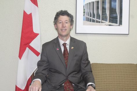 One on one with Canadian Ambassador