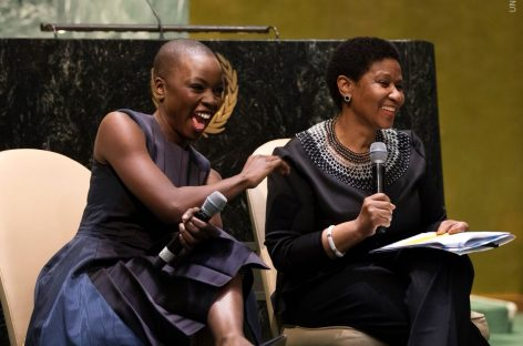 UN Women announces Danai Gurira as Goodwill Ambassador