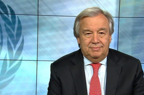 UN Secretary General's New Year message