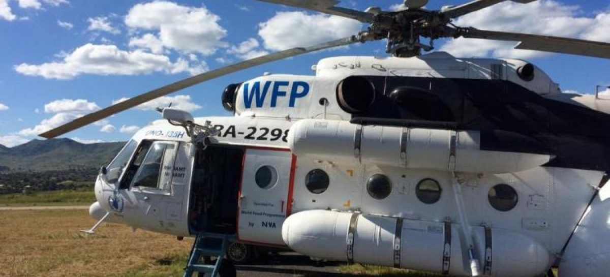 EU provides helicopter for Cyclone Idai relief operation