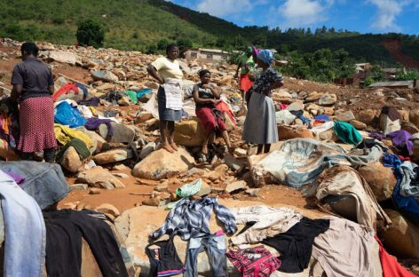 IOM appeals for USD 7.2 million to assist Cyclone Idai victims