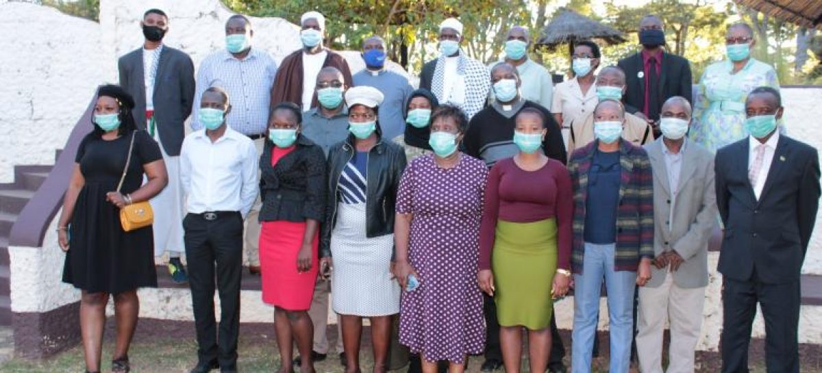 Faith leaders pledge to support COVID-19 vaccine roll out