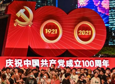 African leaders congratulate China Communist Party on its centenary