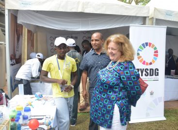 Call for SDGs youth champions in Zimbabwe